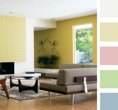 Living Colour Design Stunning Living Room Dunedin Painting